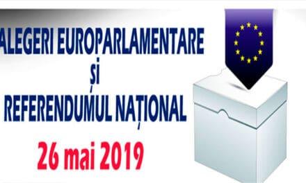 Lista secțiilor de votare din zona Madrid la scrutinul din 26 mai 2019
