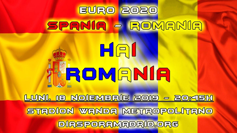 Euro 2020: Spania – Romania