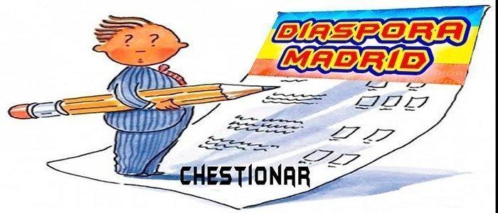 chestionar diaspora madrid