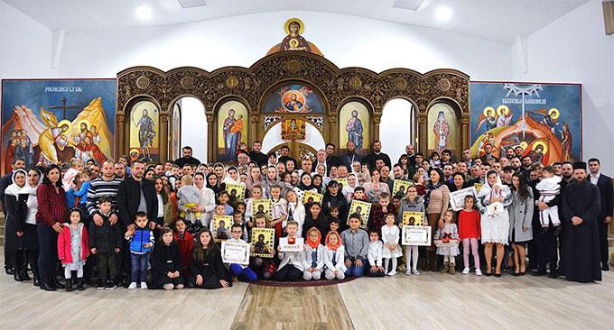 Preoții din Madrid-Est, îngrijorați de problemele existente la nivel de familie în diaspora