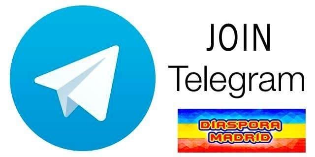 Deschidem un nou canal de comunicare – DiasporaMadrid Telegram