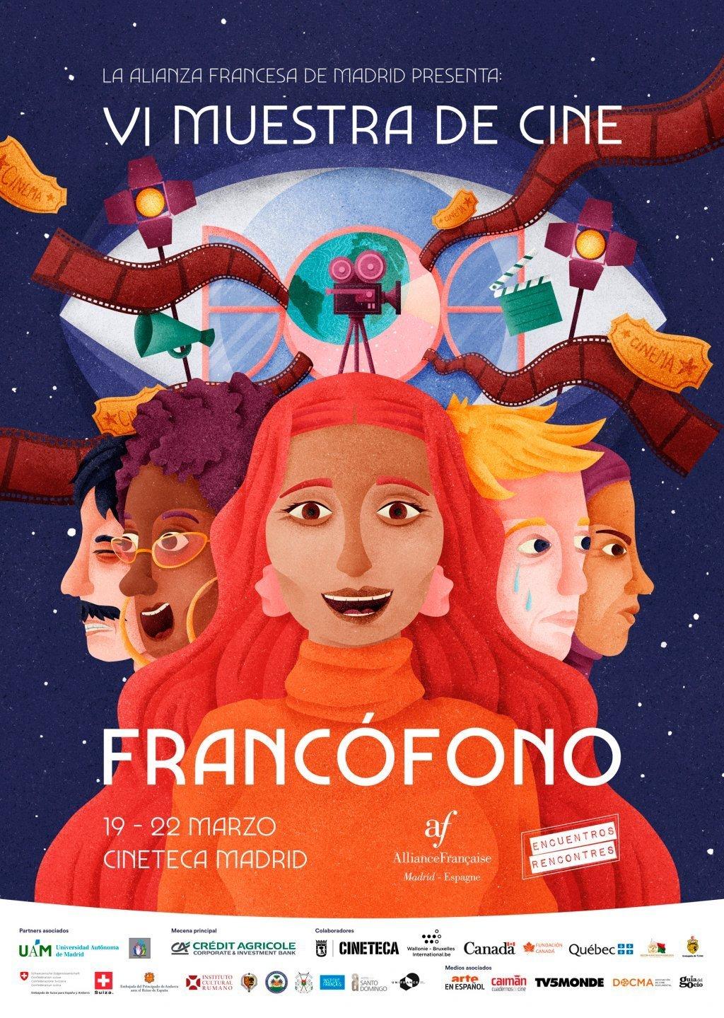 Festivalul Filmului Francofon la Cinemateca Madrid