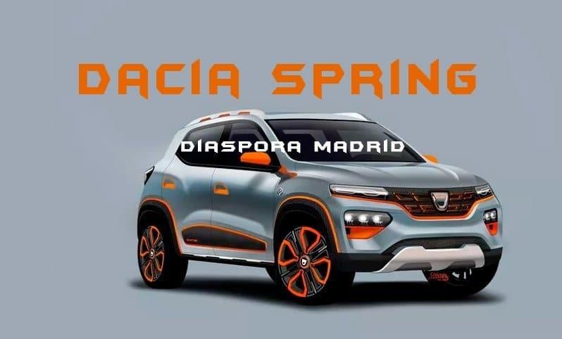 Dacia a lansat marți primul său model electric. Cum arată noul Dacia Spring