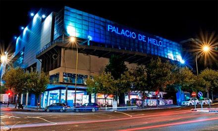 Un patinoar din Madrid va fi transformat în morgă, Palacio de Hielo