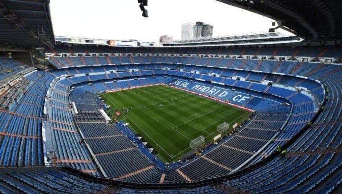 Real Madrid transformă Santiago Bernabeu într-un mare centru logistic pentru echipamente medicale