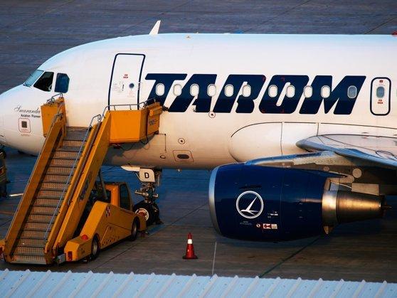 2000 de angajaţi ai Tarom lucrează de acasă. Aeronave ţinute la sol.