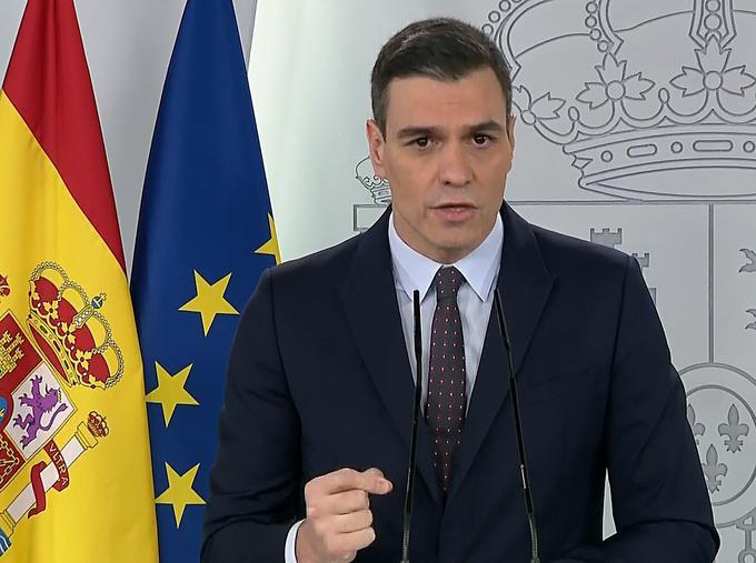 Pedro Sanchez cere prelungirea restricțiilor cu încă 15 zile. Vezi ce mai pregătește guvernul