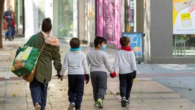 Care sunt condițile plimbărilor copiilor începând cu 26 aprilie