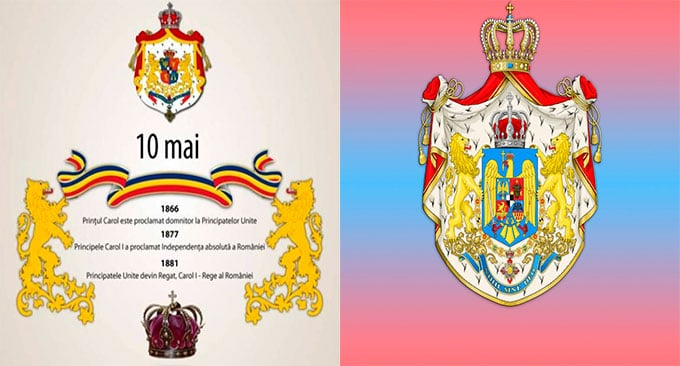 10 mai Ziua Naţională a Regalităţii