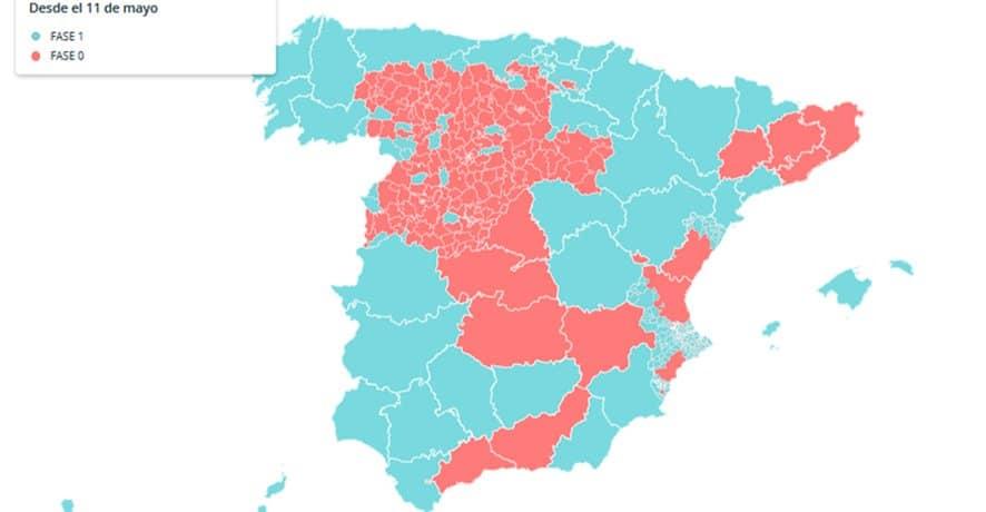 Madrid și Barcelona suspendă la coronavirus. De luni nu vor trece în etapa întâi a relaxării restricțiilor