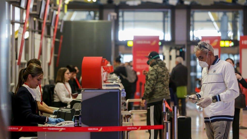 Spania interzice sosirea călătorilor din afara UE până pe 15 iunie