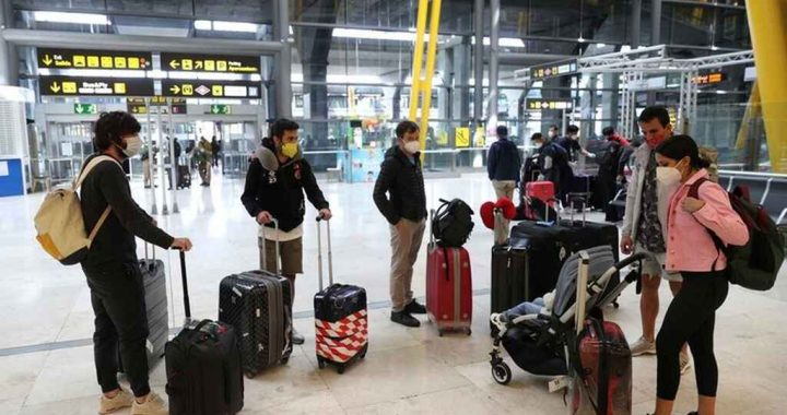 Guvernul spaniol ridică restricțiile de zbor