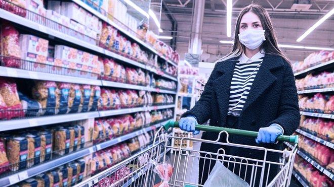 Studiu OCU: Nicio urmă de coronavirus pe ambalajele alimentare din supermarketuri