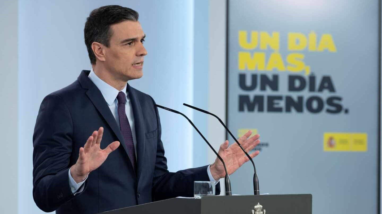 """Pedro Sanchez anunță că va solicita o """"ultimă"""" stare de urgență de o lună"""