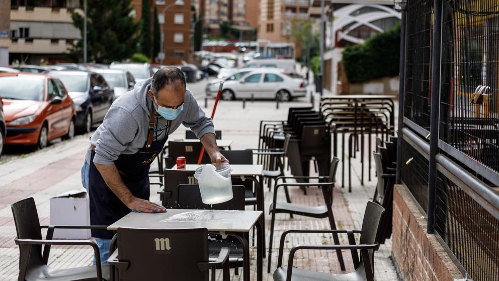 Spania: Madrid şi Barcelona trec de luni la prima fază a relaxării măsurilor.