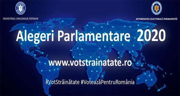AEP prelungește perioada în care românii din diaspora se pot înregistra pentru votul prin corespondență