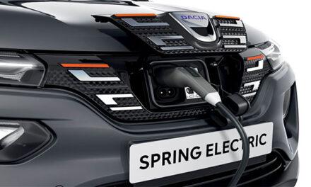 Dacia Spring, primul automobil electric sub brand românesc