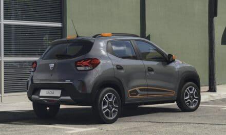 Dacia a înregistrat peste 4.000 de comenzi pentru Spring Electric în weekend. Precomenzile sunt închise