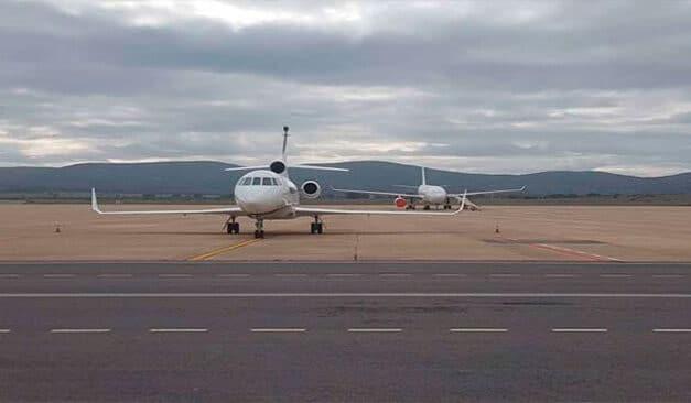 Un aeroport fantomă din Spania s-a reinventat în loc de parcare pentru avioanele nefolosite