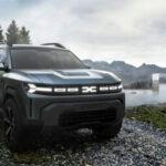 Dacia va avea un nou logo ce va fi anunțat oficial în acest an. Zvonul care indică începutul unei revoluții – Dacia Bigster Concept