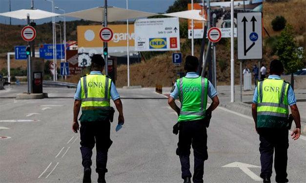 Se reintroduc controalele interne la granița dintre Spania și Portugalia începând de duminică