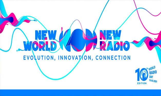 13 februarie – Ziua Mondială a Radioului (WRD). Direct cu JOLI BARTHA