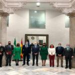 Inaugurarea oficială a Consulatului Onorific al României în Malaga (24 februarie 2021)