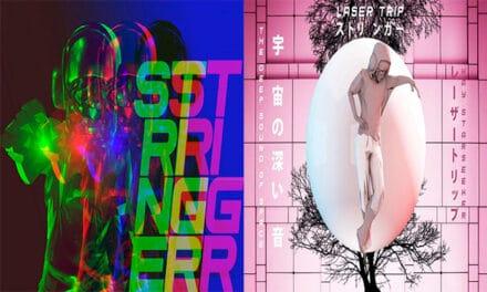 """Lansare de album și film de animație """"The Laser Trip"""""""