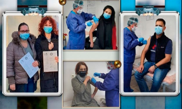 Mai mult de jumătate dintre români declară că intenționează să se vaccineze anti COVID19. Sondaj!