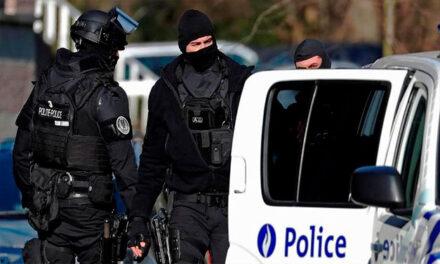 Hoț român lovit mortal de tren în timp ce fugea de la locul spargerii în Belgia