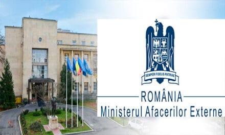 MAE lansează concursurile de admitere pentru posturi diplomatice și consulare