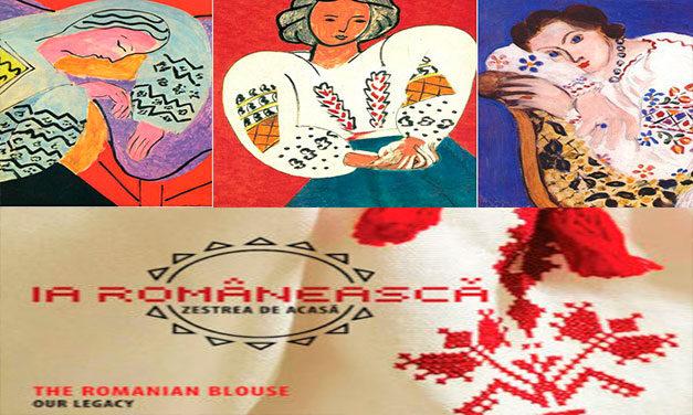 Dosarul cu ia românească, marca noastră identitară, a fost depus la UNESCO