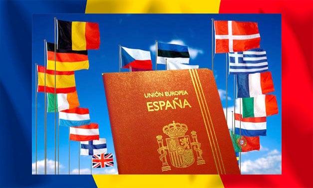 Spania, a patra țară a UE cu cei mai mulți străini naționalizați în 2019