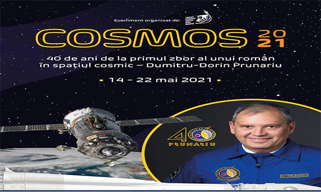Pe 14 mai 2021 se sărbătoresc 40 de ani de la primul zbor al unui român în spațiu
