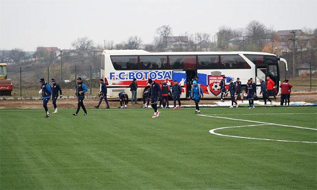 FC Botoșani caută români crescuți în Spania, Italia, Franța.