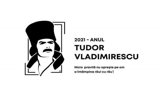 "Logo ""2021 – Anul Tudor Vladimirescu"""