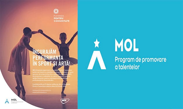 Program de promovare a talentelor adresat sportivilor și artiștilor cu rezultate deosebite