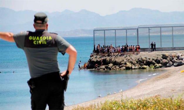 Spania mobilizează armata la Ceuta după intrarea a peste 5.000 de marocani în 24 de ore