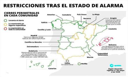 Starea de urgență s-a încheiat! Guvernul spaniol ridică majoritatea restricțiilor