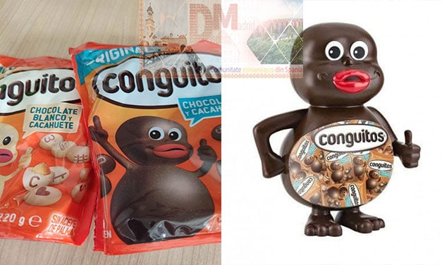 Conguitos, un celebru brand spaniol de ciocolată