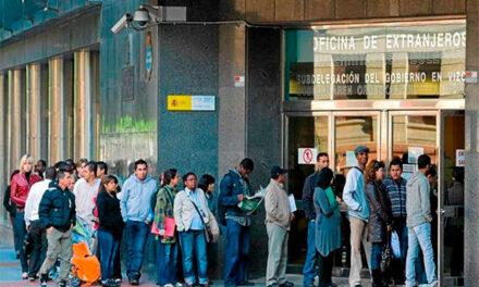 Cerere către Ministerul de Interior al Spaniei pentru schimbarea formatului permisului de ședere (N.I.E.).