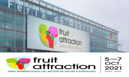 Expoziția Fruit Attraction 2021 a fost inaugurată la Madrid!