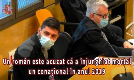Un român este acuzat că a înjunghiat mortal un conațional în anul 2019